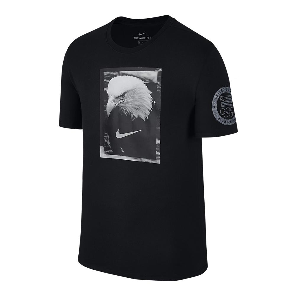 Men's Eagle Tee Black