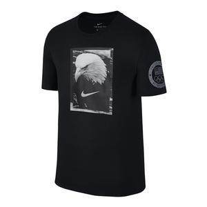 Men`s Eagle Tee Black