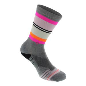 Women`s Deadlift Socks Gray