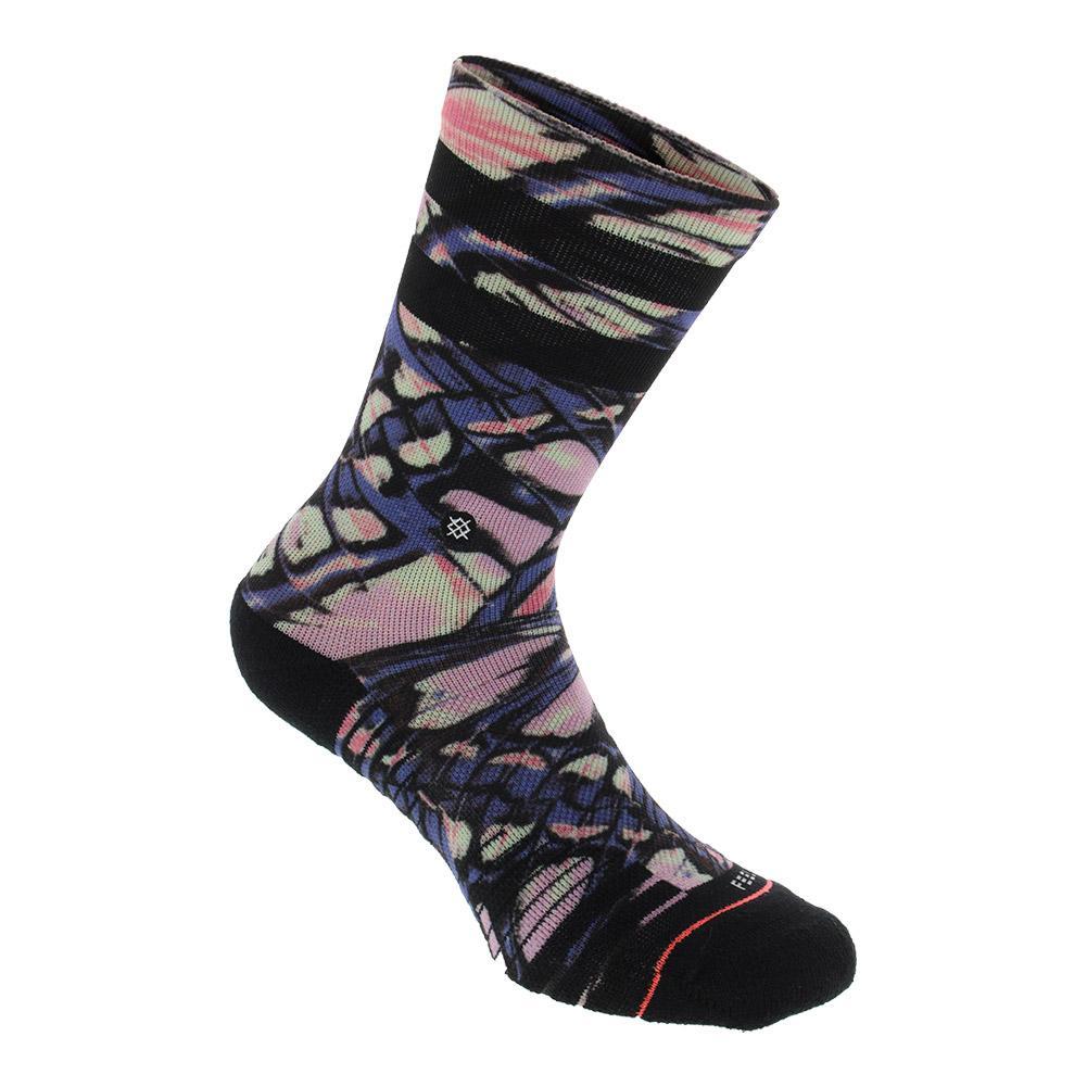 Women's Flutter Kick Socks Wine