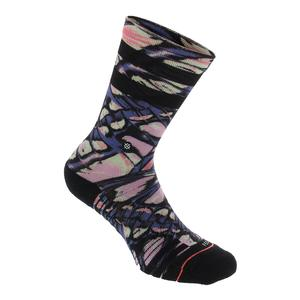 Women`s Flutter Kick Socks Wine