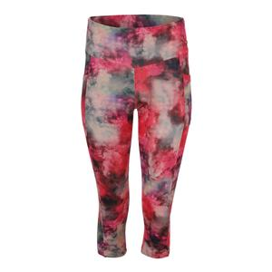 Women`s Imagine Full Tennis Capri Print