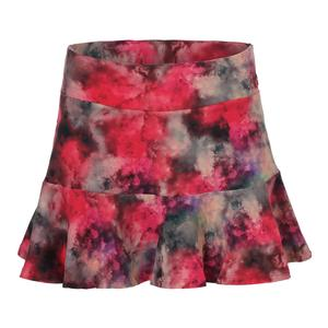 Women`s Imagine Tennis Skirt Print