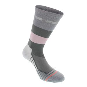 Women`s Blind Pass Crew Socks Gray