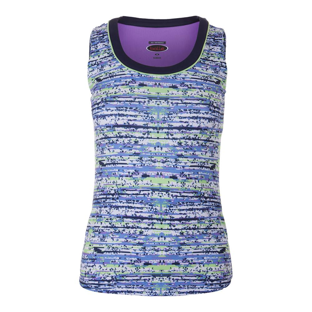 Women's Sorrento Graphic Tennis Tank