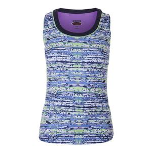 Women`s Sorrento Graphic Tennis Tank