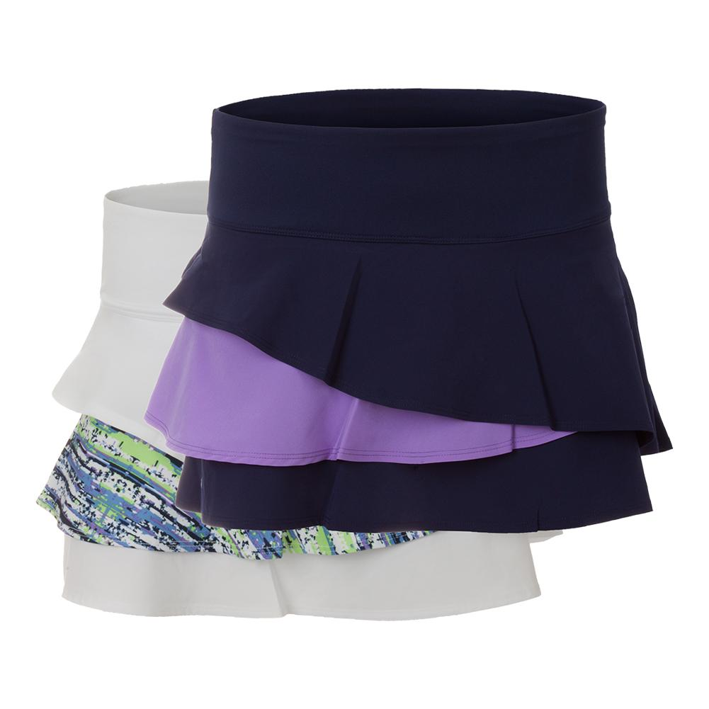 Women's Sorrento 13.5 Inch Tennis Skort
