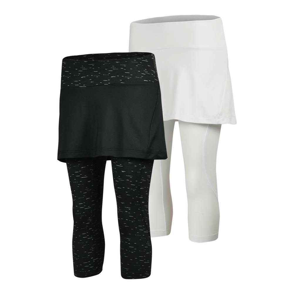 Women's Core Combi Tennis Skirt Capri