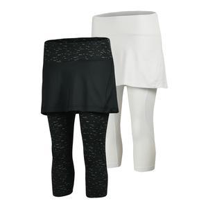 Women`s Core Combi Tennis Skirt Capri