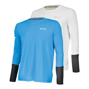 Men`s Core Long Sleeve Tennis Tee