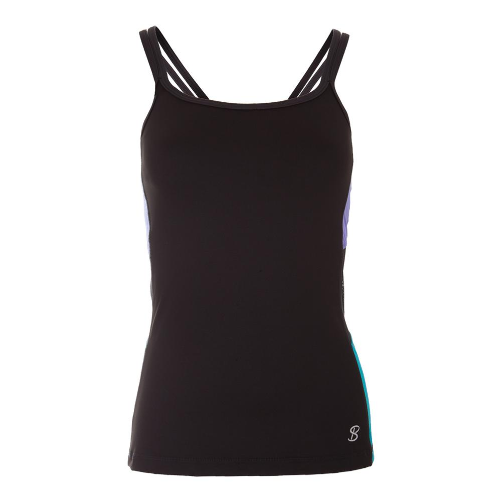 Women's Speed Tennis Cami Black