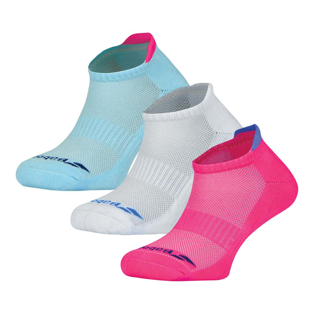 Women's Invisible Tennis Socks 2 Pair