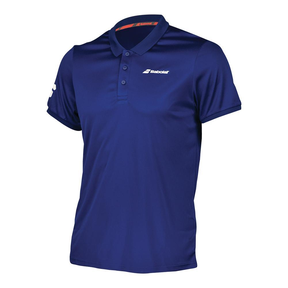 Men's Core Club Tennis Polo