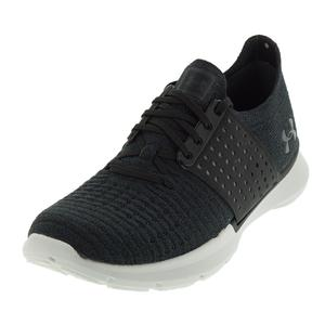 Women`s Speedform Slingwrap Shoes Black and Glacier Gray