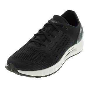 Men`s HOVR Sonic Running Shoes Black and Ivory
