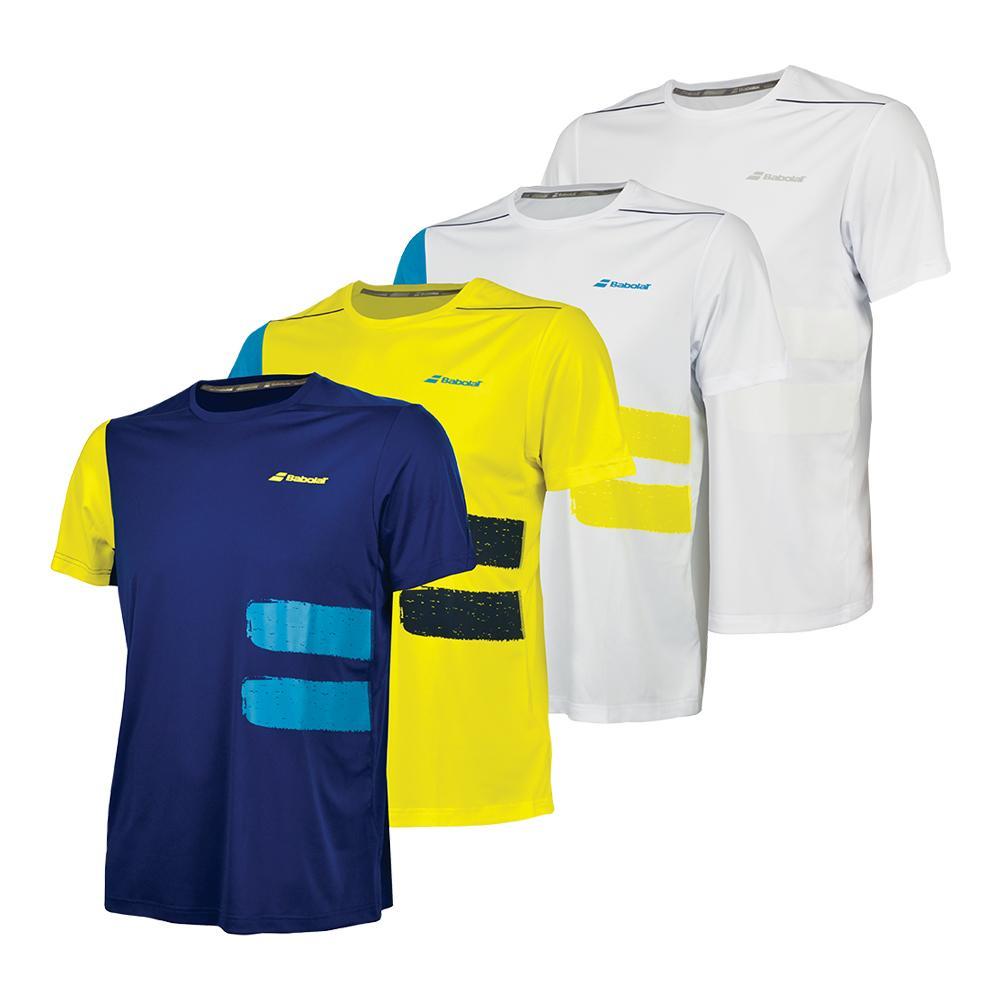 Men's Performance Tennis Crew