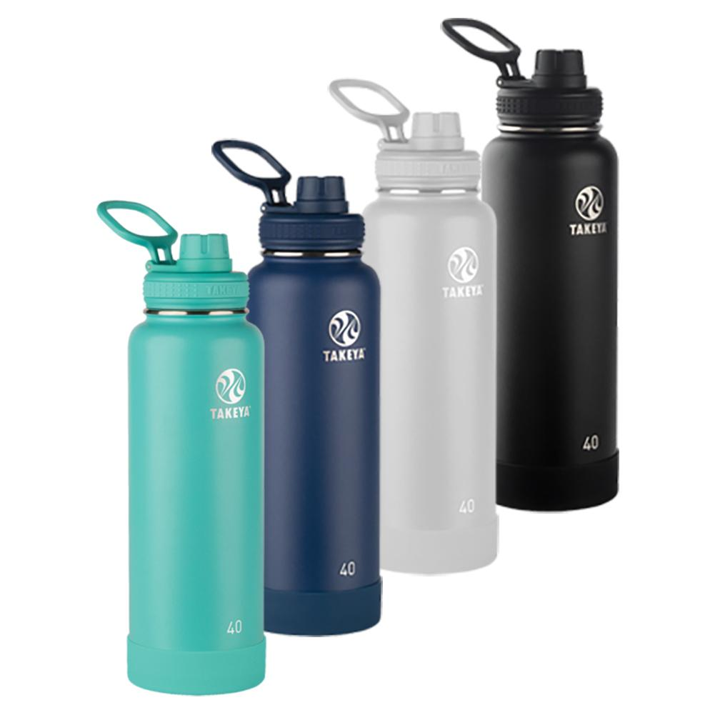 40 Oz Actives Insulated Stainless Steel Bottle