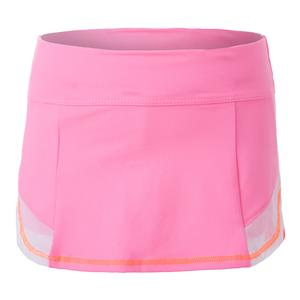 Girls` Cross Trainer Skort Pink