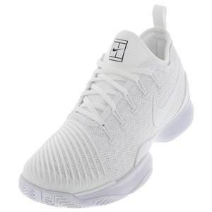 Women`s Air Zoom Ultra React Tennis Shoes White