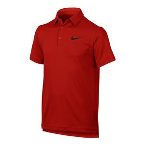 Boys` Dry Tennis Polo