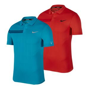 Men`s Court Zonal Cooling Roger Federer Advantage Tennis Polo
