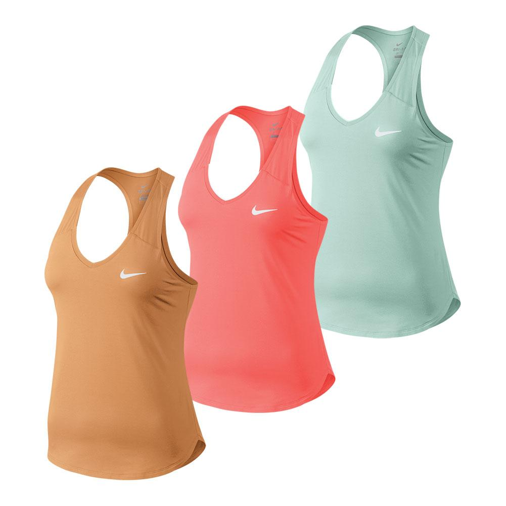 Women's Court Pure Tennis Tank