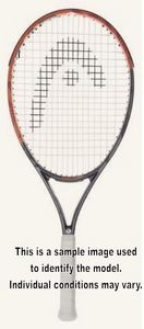 HEAD GRAPHENEXT RADICAL PWR USED TENNIS RACQUET 4_3/8