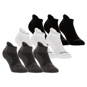 Cushion Low Cut Tennis Socks 3 Pack