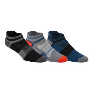Quick Lyte Cushion Single Tab Socks 3 Pack Dark Blue Assorted