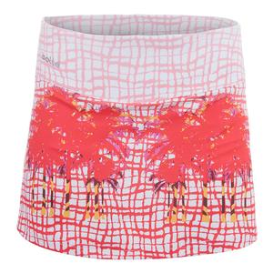 Women`s Positano Graphic Tennis Skort