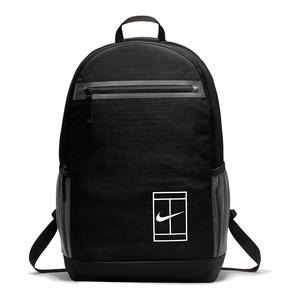 Court Tennis Backpack Black