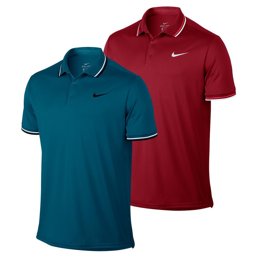 67d38df7 Nike Red Polo Shirt | Top Mode Depot