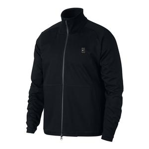 Men`s Court Tennis Jacket Black