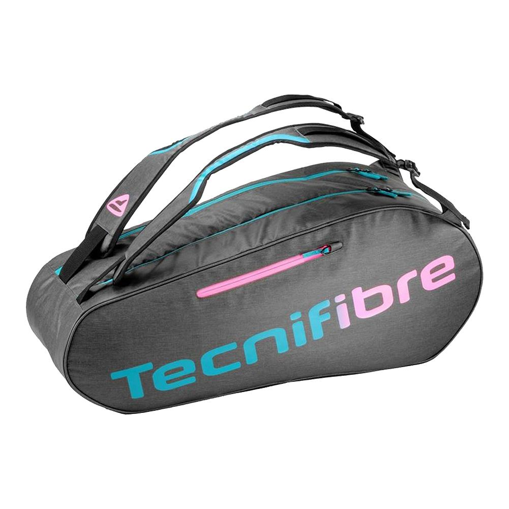 T- Rebound Endurance 6 Pack Tennis Bag Black