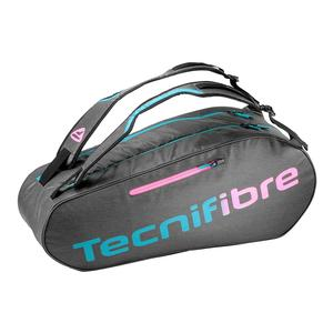 T-Rebound Endurance 6 Pack Tennis Bag Black