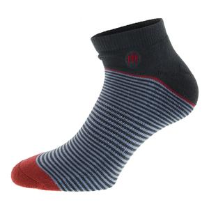 Men`s Peloquin Tennis Socks Blue Nights