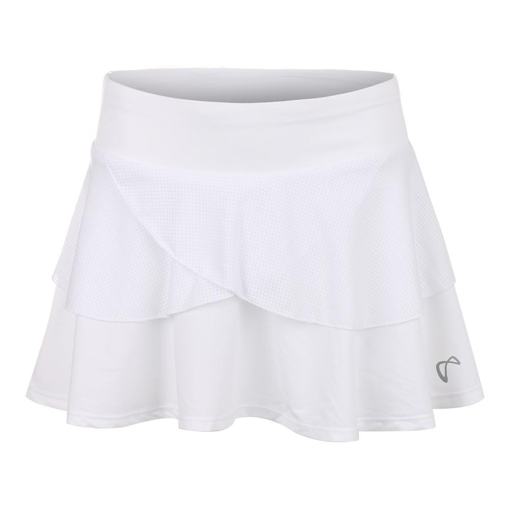 Women's Tennis Skort White