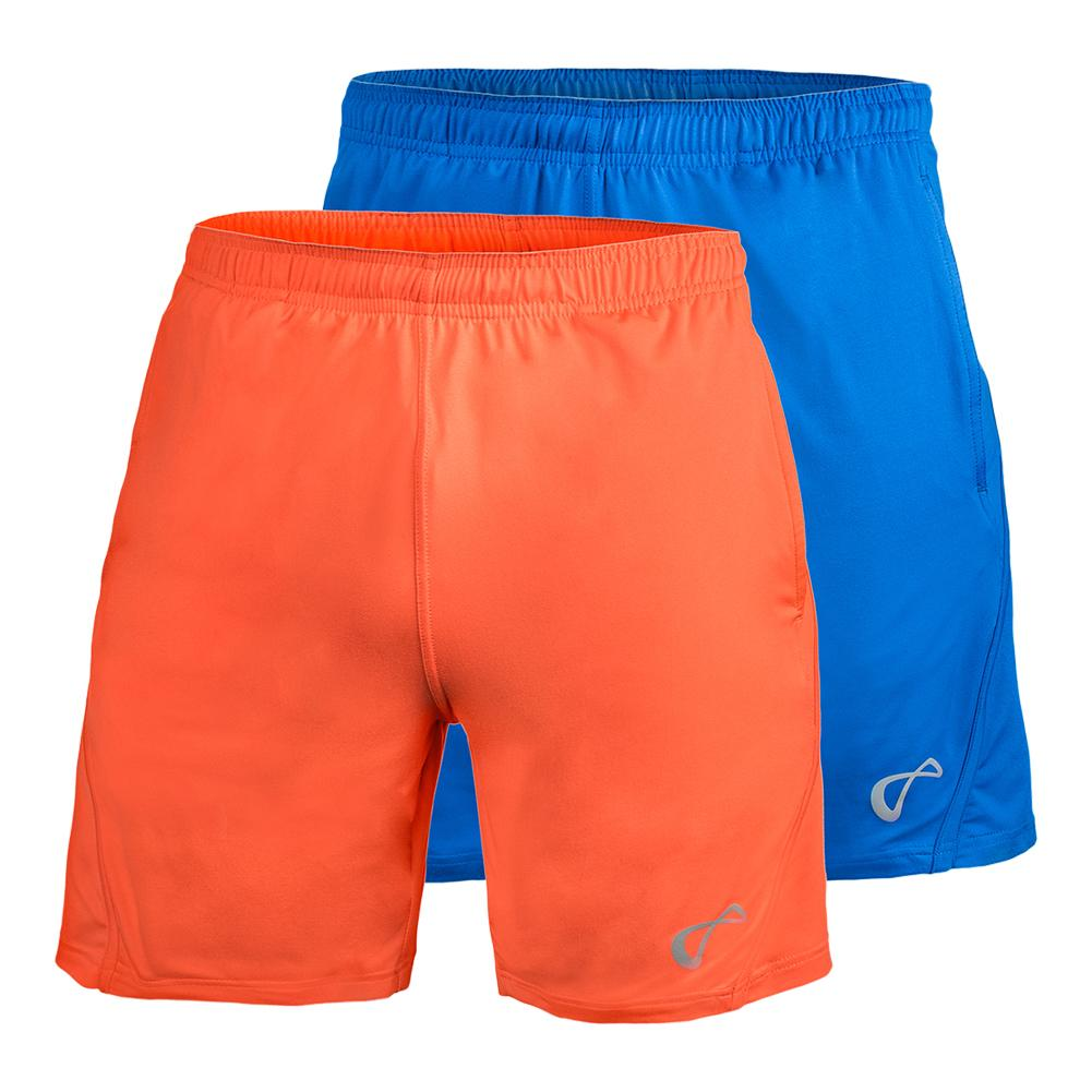 Boys ` Knit Tennis Short