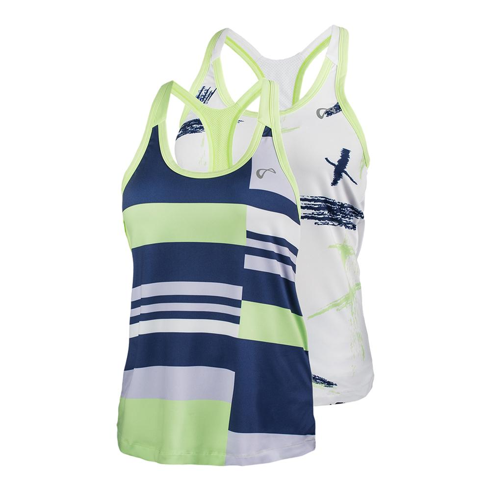 Girls ` Racerback Tennis Tank