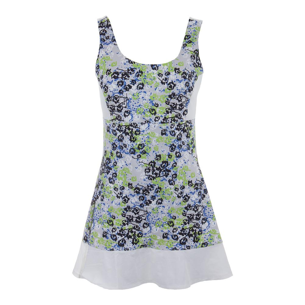 Women's Captivate Tennis Dress Hari Print