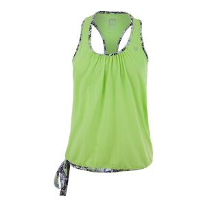 Women`s Unfettered Tank Sharp Green