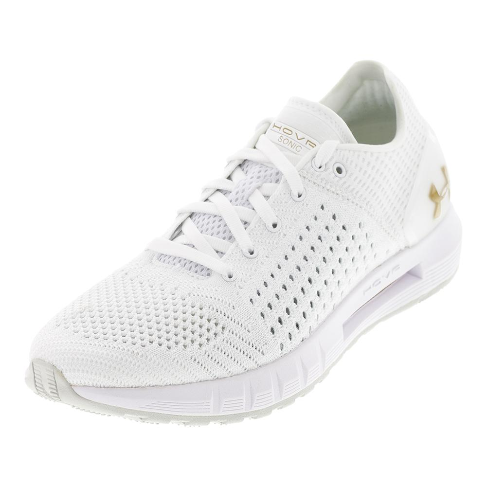 Women's Hovr Sonic Shoes White And Elemental