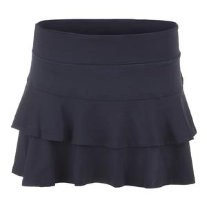 Women`s Match Tennis Skort Slate Gray