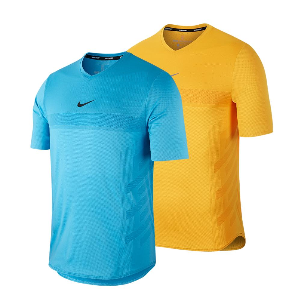 Men's Rafa Court Aeroreact Tennis Top