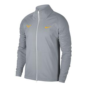 Men`s Rafa Court Tennis Jacket Wolf Gray