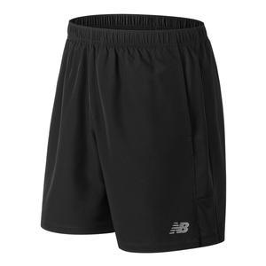Men`s Accelerate 7 Inch Tennis Short Black