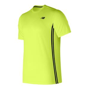 Men`s Rally Court Tennis Crew Hi-Lite