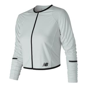 Women`s Q Speed Tennis Jacket White