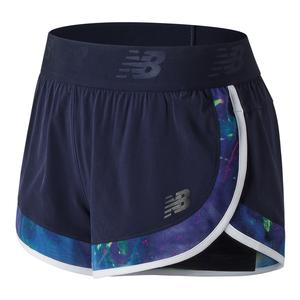 Women`s Transform 2 In 1 Tns Short Pigment Heather