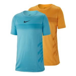 Boys` Court Dry Legend Rafa Tennis Tee